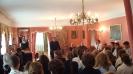 Przemówienie kierownika Europejskiej Rodziny Szkół im. Juliusza Słowackiego Andrzeja Króla(Chorzów) w Salonie Salomei
