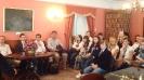 Літературні кав'ярні з Європейською родиною шкіл ім. Ю. Словацького (м. Хожув)