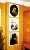 Тарас Шевченко, Леся Українка, Іван Франко – корифеї української літератури ХІХ-го - поч. ХХ-го століть. Їх творчість споріднена із творами Словацького.