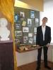 У шкільному музеї Е. Снядецького в Кольчунах