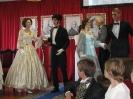 фрагмент вистави шкільного театру із Яшун (Литва)