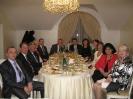 урочиста вечеря з участю представників місцевої влади Ашмянського району