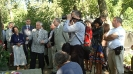 Przemówienie Dmytra Pawłyczki przy grobie Matki Poety