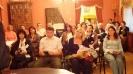 Учасників конференції прийшли привітати представники Кременецької районної ради: Микола Матвіюк і Євгенія Новицька (на фото - в центрі).